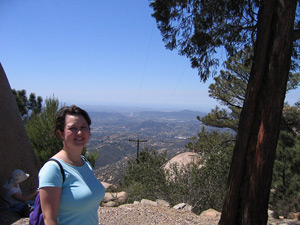 Mt Woodson Hike