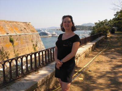 Lura on Corfu