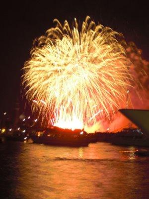 Fireworks in Venice 2