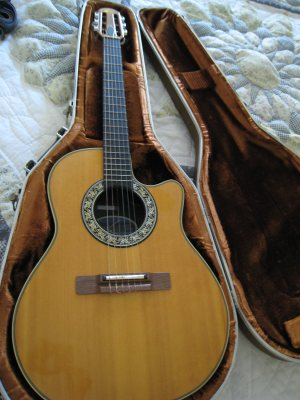 Ovation Country Artist 1674